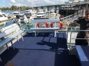 Whale Watcher top deck