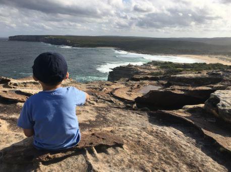 Royal National Park Bundeena walks
